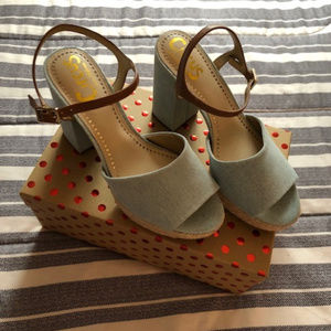 Sam Edelman Circus Sandals